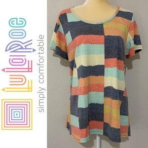 LuLaRoe Classic T Shirt Sz Large